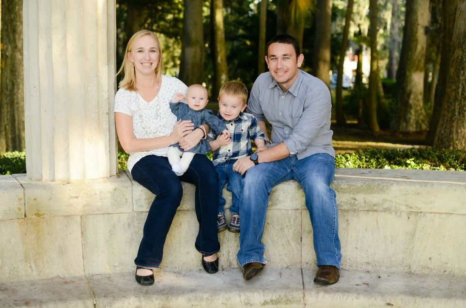 Laura, Reese, Owen, and Zack - Photo by Sivan Photography