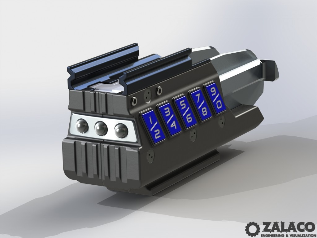 GunGuardian Firearm Safety Device