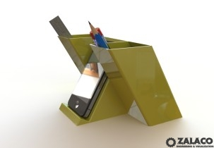 Smart Phone Desk Organizer